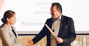 Bureau Veritas Lyhyesti Iss Suomelle Myönnetty Valtakunnallisia Sertifikaatteja