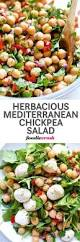italian garbanzo bean salad recipe italian dressing chickpea