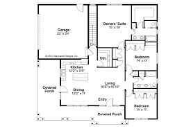 open floor home plans modern american house plans open floor plan design large