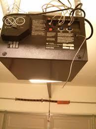 garage door sensor wire diy electric imp wifi garage opener sensor for under 50
