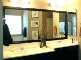 lighted bathroom wall mirror large bathrooms design lighted bathroom wall mirror large contemporary