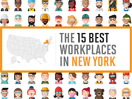 these are the 15 best workplaces in new york