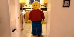 Lego Halloween Costume Boy U0027s Lego Suit U0027s Impressive Halloween