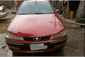 peugeot 406 prestige 1st body registered autos nigeria
