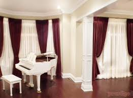 magnificent illustration yesability grey silver curtains