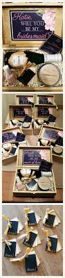 bridesmaids invitation boxes my bridesmaid invitation boxes all you need is a craft store