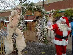 yorkshire winter wonderland york 2017 review santa vintage