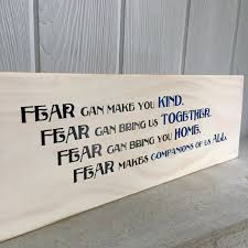 Dr Who Home Decor Doctor Who Inspired Wall Decor Fear Can Make You