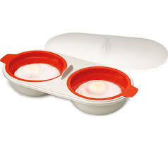 joseph joseph cuisine buy joseph joseph m cuisine microwave egg poacher orange