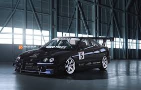 acura integra type r time attack by hugosilva on deviantart