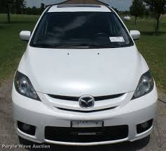 mazda van new 2007 mazda mazda5 van item da7979 sold july 19 vehicles