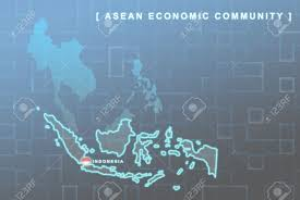 Map Of Se Asia by Modern Map Of South East Asia Countries That Will Be Member Of