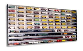 n scale display by showcase express