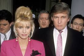 trump s ex wife accused donald trump of violating her spokesman claims