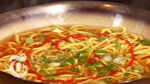 thanksgiving egg noodles egg noodles in soy broth mark bittman the new york times youtube
