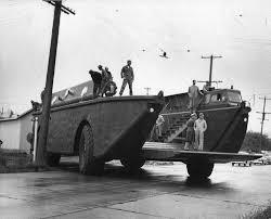 amphibious dodge truck military vehicle photos