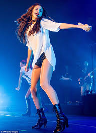 selena gomez wows at show in amsterdam as new movie getaway bombs