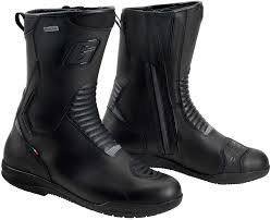 italian motocross boots gaerne the boot co touring g prestige gore tex2433 001 black