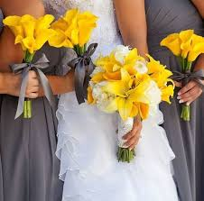theme wedding bouquets get 20 canary yellow weddings ideas on without signing