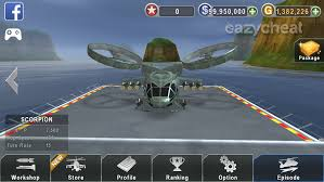 gunship 3d apk gunship battle helicopter 3d cheats hacked android savegame