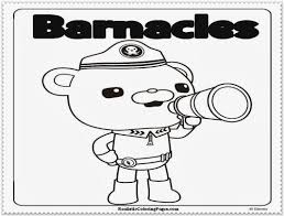 octonauts printable coloring pages octonauts coloring pages