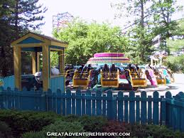 chaos at six flags great adventure