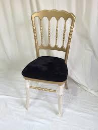chaise dorée chaise napoleon concernant louer chaise napoleon dorée et galette