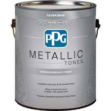 home depot 5 gallon interior paint 1 ga gallon metallic faux finish wall paint interior paint