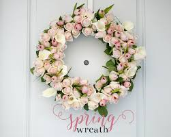 wedding wreath 15 refreshing and charming diy wedding wreaths weddingomania