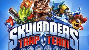 classic game room skylanders trap team review youtube