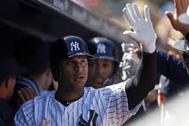aaron hicks may be the next yankees star pinstripe alley