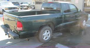 1999 Dodge Dakota Truck Bed - 1999 dodge dakota club cab pickup truck item e5871 sold