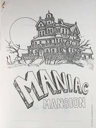 Mansion Design Grumpy Gamer Maniac Mansion Design Doc