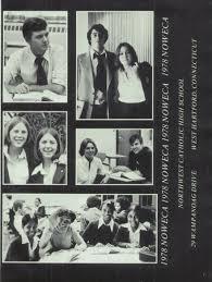 1978 high school yearbook explore 1978 northwest catholic high school yearbook west