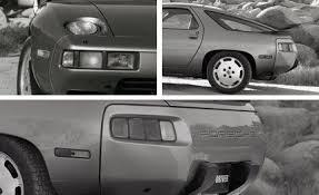 porsche 928 length 1985 porsche 928s road test review car and driver