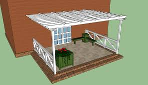 Pergola Plastic Roof by Pergola Design Ideas Building A Pergola Attached To House White