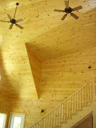 Pine Interior Walls T U0026g Paneling Options Ready Pine Pre Finished Walls And Ceilings