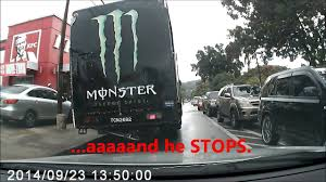 tcn2692 monster energy drink truck stops middle road