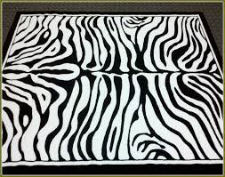 Zebra Print Area Rug 8x10 Wondrous Zebra Print Rug 8x10 Area Designs Rugs Inspiring