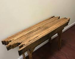 Outdoor Pallet Table Pallet Furniture Etsy