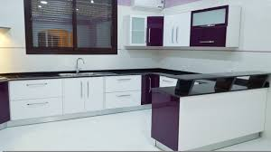 mini bar cuisine cuisine moderne blanc aubergine avec mini bar tlemcen cuisine