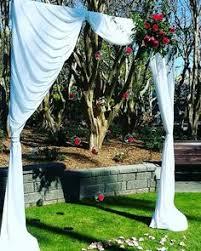 wedding arches brisbane brisbane wedding decorators signature arch with luxurious