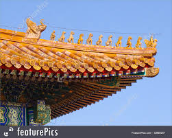 imperial china picture of imperial china roof decoration