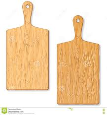 classic wooden cutting or chopping board stock vector image royalty free vector