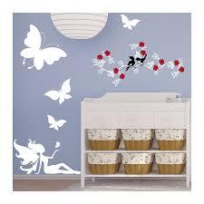 stickers papillon chambre bebe dispo 25 stickers papillons poudr gris et stickers papillon
