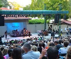 Summer Garden Theatre - montalvo arts center venue lilian fontaine garden theatre