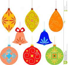 tree ornament illustrations stock illustration image