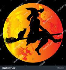 halloween moon bitmap background stock illustration 35787994