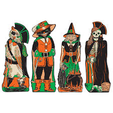 Halloween Skeleton Cut Out by Halloween Party Wall Decorations Halloween Wikii