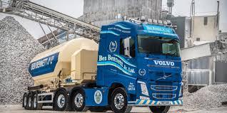 volvo latest truck specification of ben bennett junior u0027s latest volvo fh leaves u0027no